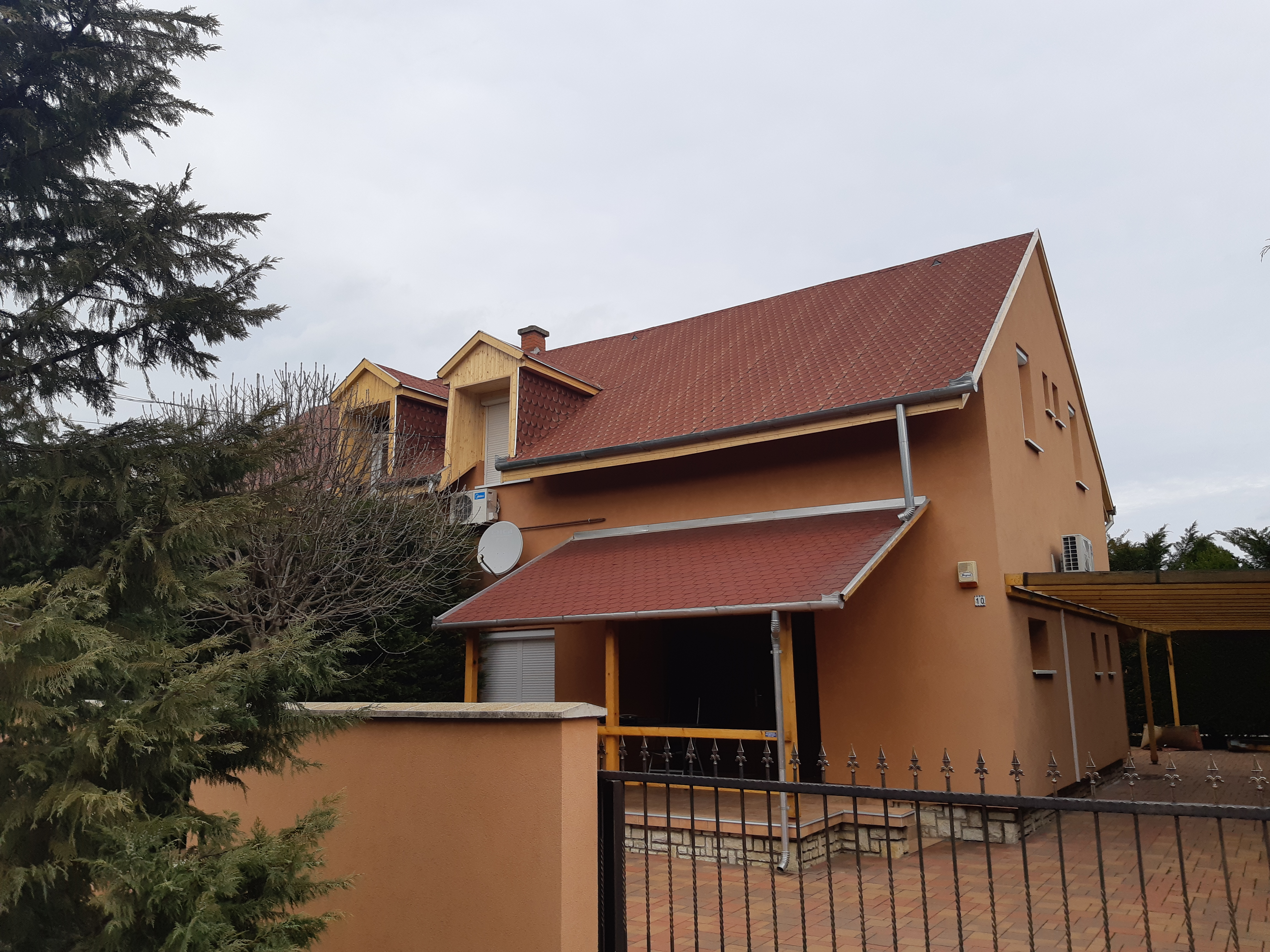 palatető felújítás Nagyrada | Palatető Nagyrada